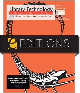 Hope, Hype and VoIP: Riding the Library Technology Cycle--eEditions e-book