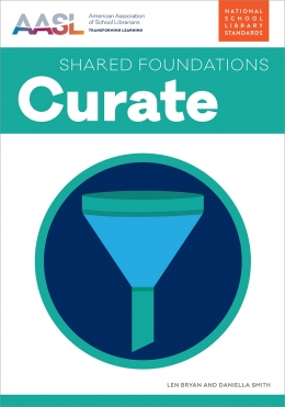 book cover for Curate (Shared Foundations Series)