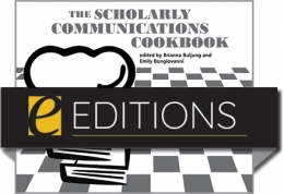 cover image for The Scholarly Communications Cookbook—eEditions PDF e-book