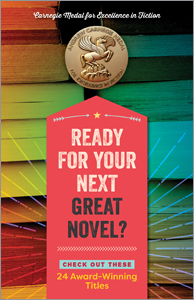 product image for Andrew Carnegie Medal for Excellence in Fiction (Resources for Readers pamphlets)
