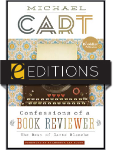 cover image for Confessions of a Book Reviewer: The Best of Carte Blanche—eEditions e-book
