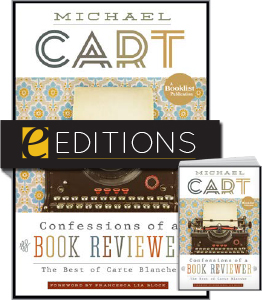 cover image for Confessions of a Book Reviewer: The Best of Carte Blanche—print/e-book Bundle