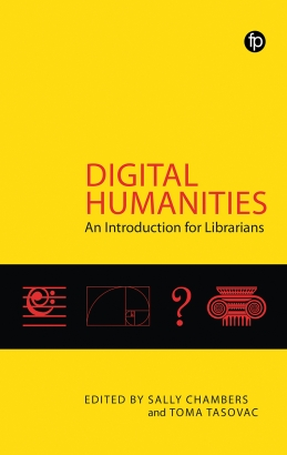 book cover for Digital Humanities: An Introduction for Librarians
