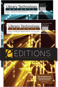 Library Technology Reports, Understanding the Semantic Web and RDA Vocabularies--eEditions e-book