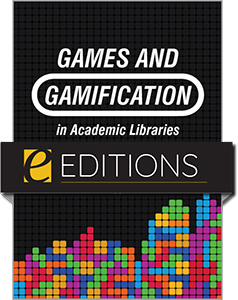 cover image for Games and Gamification in Academic Libraries--e-book