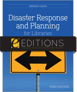 Disaster Response and Planning for Libraries, Third Edition--eEditions PDF e-book