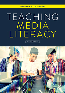 book cover for Teaching Media Literacy, Second Edition