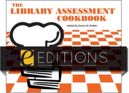 The Library Assessment Cookbook—eEditions PDF e-book