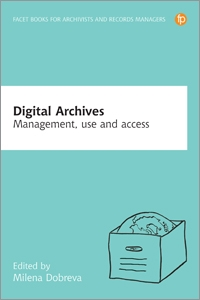 book cover for Digital Archives