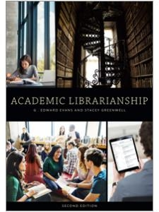 book cover for Academic Librarianship, Second Edition