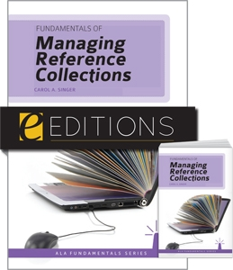 Fundamentals of Managing Reference Collections--print/e-book Bundle