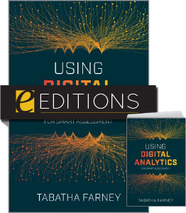 cover image for Using Digital Analytics for Smart Assessment--print/e-book bundle