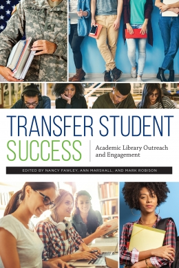 book cover for Transfer Student Success