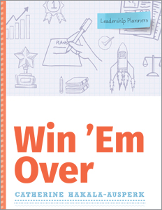 book cover for Win 'Em Over (Leadership Planners Series)