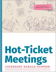 Hot-Ticket Meetings (Leadership Planners Series)