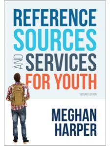 book cover for References Sources and Services for Youth Second Edition