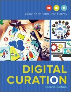 book cover for Digital Curation, Second Edition
