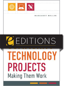 cover image for Community Technology Projects: Making Them Work--e-book