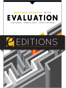 Getting Started with Evaluation—eEditions e-book