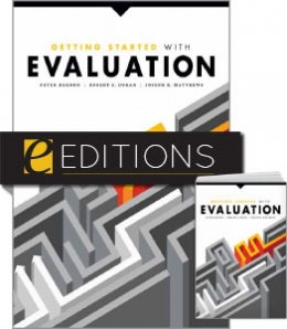 Getting Started with Evaluation—print/e-book Bundle