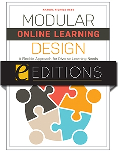 cover image for Modular Online Learning Design—e-book
