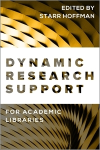book cover for Dynamic Research Support for Academic Libraries