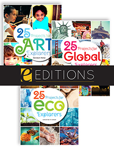 75 Projects for Young Explorers—eEditions PDF e-book
