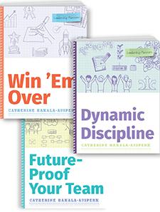 Leadership Planners bundle (Vol. 1-3)