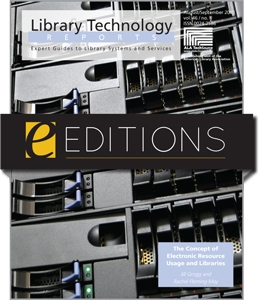 The Concept of Electronic Resource Usage in Libraries--eEditions e-book