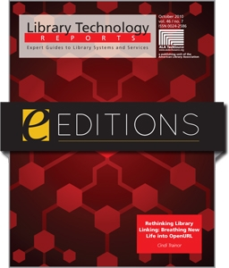 Rethinking Library Linking: Breathing New Life into OpenURL--eEditions e-book
