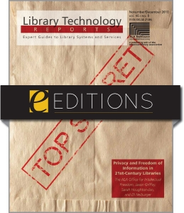 Privacy and Freedom of Information in 21st-Century Libraries--eEditions e-book