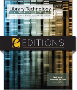 Web Scale Discovery Services--eEditions e-book