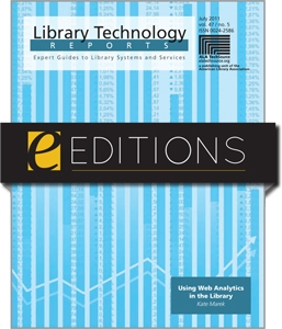 Using Web Analytics in the Library--PDF e-book
