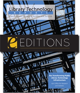 The Transforming Public Library Technology Infrastructure--PDF e-book