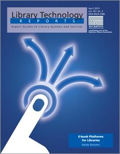 E-book Platforms for Libraries