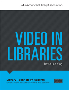 LTR 54(7): Video in Libraries