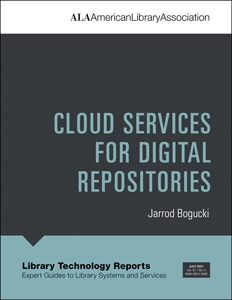 book cover for Cloud Services for Digital Repositories