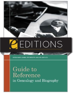 Guide to Reference in Genealogy and Biography—eEditions e-book
