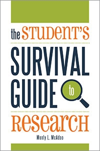 The students survival guide to research ala store the students survival guide to research fandeluxe Images