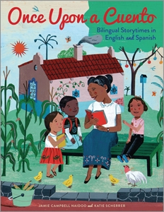 Once Upon a Cuento: Bilingual Storytimes in English and Spanish