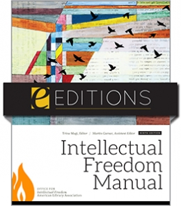 Intellectual Freedom Manual, Ninth Edition—eEditions e-book