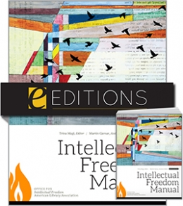 Intellectual Freedom Manual, Ninth Edition—print/e-book Bundle