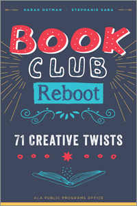 book cover for Book Club Reboot: 71 Creative Twists