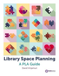 cover image for Library Space Planning: A PLA Guide--PDF e-book