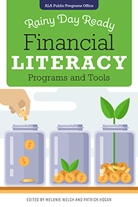 book cover for Rainy Day Ready: Financial Literacy Programs and Tools