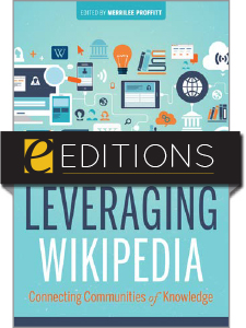 cover for Leveraging Wikipedia: Connecting Communities of Knowledge e-book