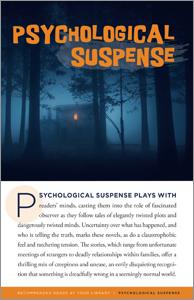 Psychological Suspense (Resources for Readers pamphlets)