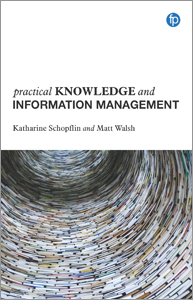 book cover for Practical Knowledge and Information Management