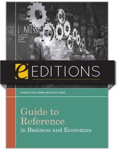 Guide to Reference in Business and Economics—eEditions e-book