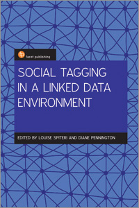 book cover fpr Social Tagging in a Linked Data Environment